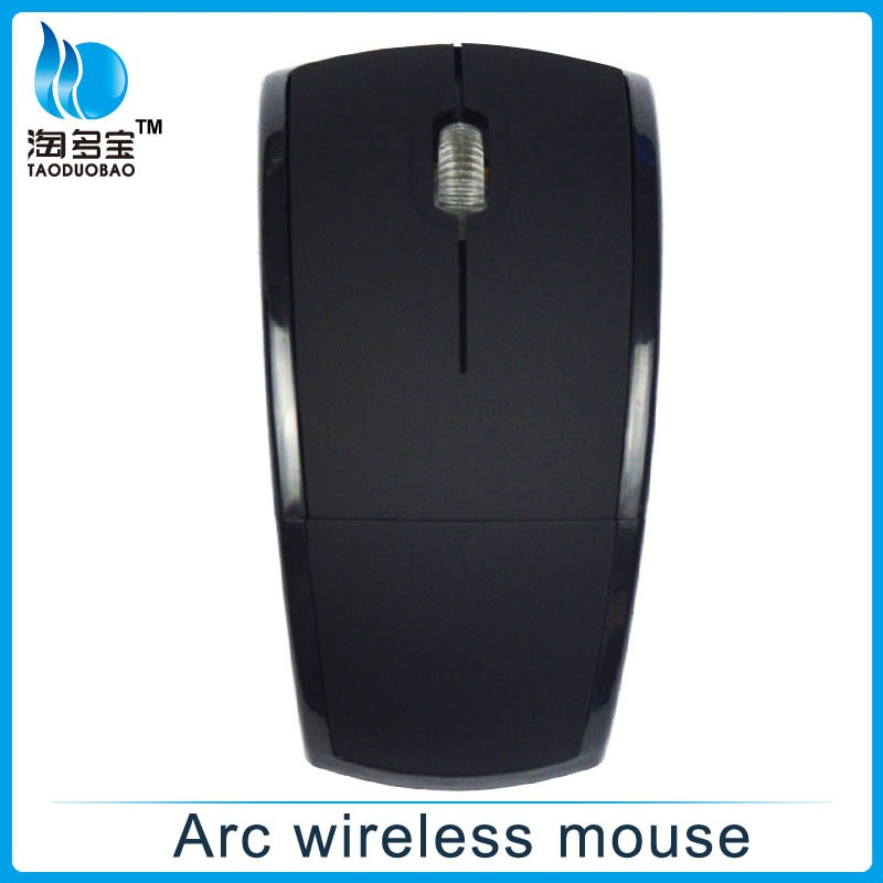 2.4g usb wireless mouse driver foldable mouse for laptop