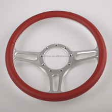 "Billet Car Games 14"" Steering Wheels with Hot Rod"
