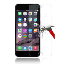 2017 new!!!Top Quality HD clear ultra thin anti-scratch tempered glass screen protector For iphone 7/7plus