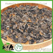 Factory price organic green food super value edible white back black fungus strip