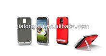 Factory supply new 3200MAH External Battery Case For Samsung Galaxy S4 i9500 power pack