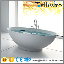 Most Popular Custom Bathing,1800mm Oval Model BS-8637