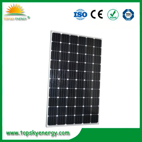 280 watt solar panel 156x156 with low price