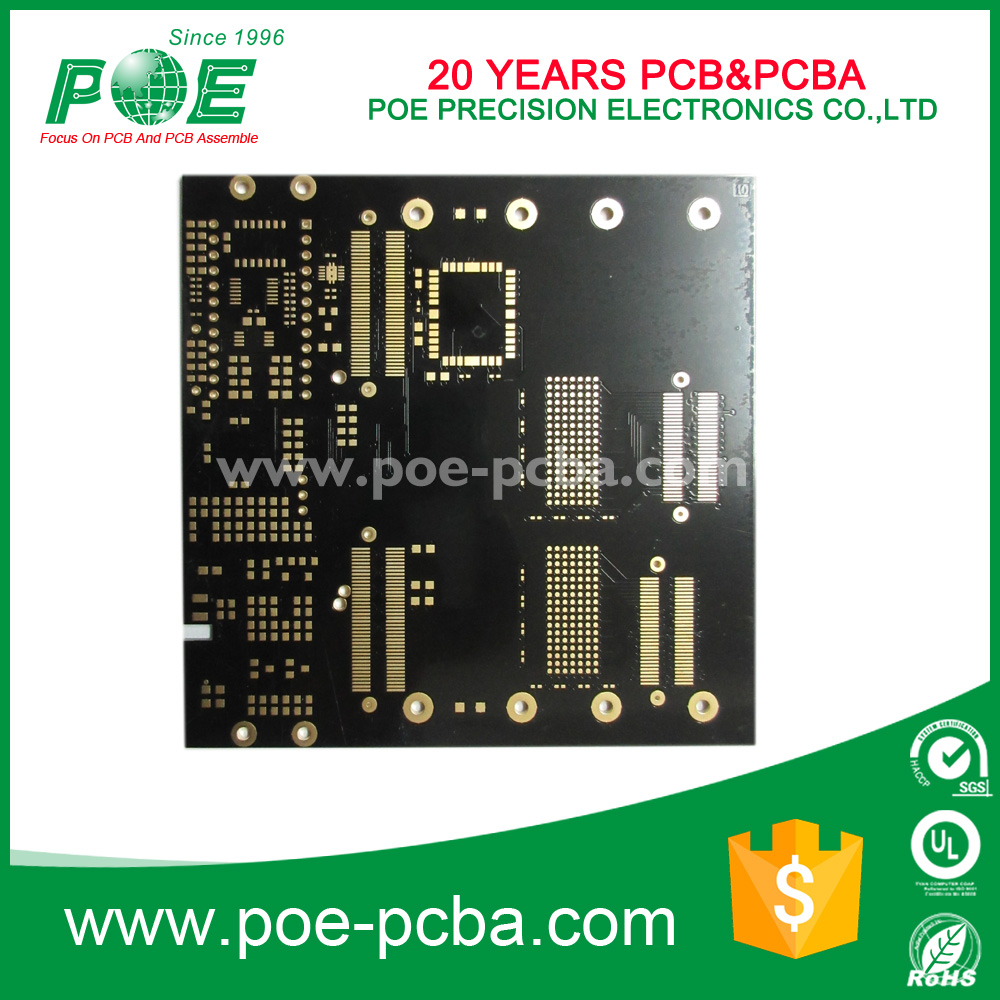 2.1 channel amplifier circuit board multilayer pcb boards supplier