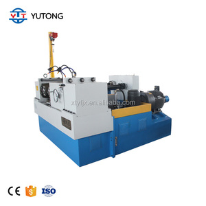 Automatic screwing machine nut bolt making machine hydraulic threading machine