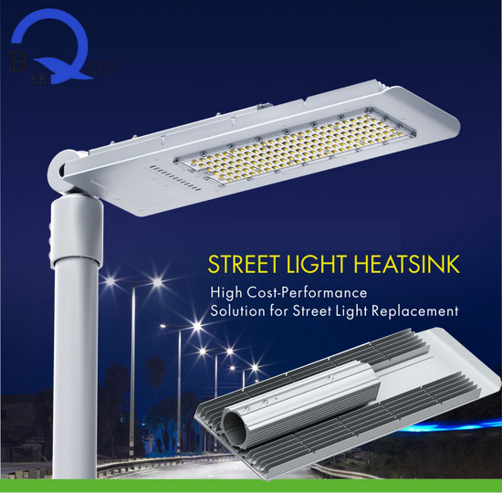 Bisu IP67 new arrival integrated road lamp 30W 60W 120W led street light photocell COB all in one