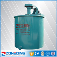 Easy Operation Mining Mineral Mixing Agitation Leaching Tank