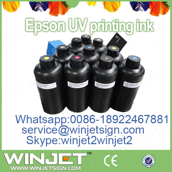 UV ink for ep head printeruv screen printing ink label printing machine