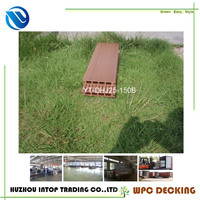 Wood Plastic Composite Board Outdoor Flooring