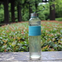 2013 New Products Glass Bottle For Drinking
