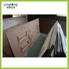 PVC Door Skin/PVC door sheet with cheap Price,100% waterproof,Iraq Market
