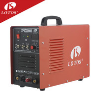 Lotos LTPDC2000D MMA TIG CUT 3 in 1 factory price machine mma plasma inverter multi welding machine for hobby factory