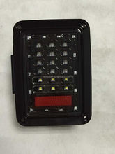 original LED taillights for 2007+Jeep Wrangler vehicles