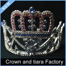 Birthday crown for adults, happy birthday princess tiara