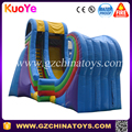 21' Rampage inflatable slide for roller