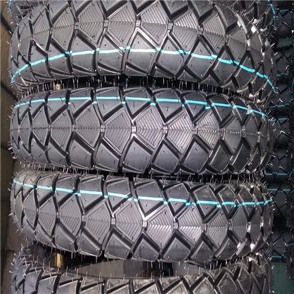 3.50-17 350-17 automatic off road motorcycle tires motorcycle spare part tires and inner tube