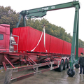 30 ton mobile container gantry crane