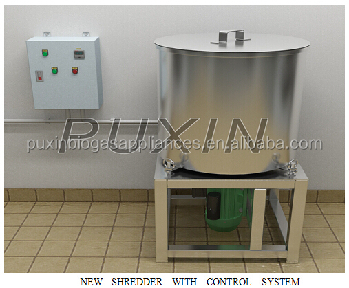 Puxin KFC Food Waste Disposer, Food Waste Disposal Machine, Food Waste Machine