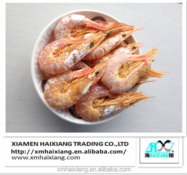 Dried crystal red shrimp
