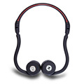 Hearing protecting bone conduction wireless stereo headsets earphones