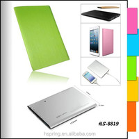 preferential price big capacity fashion designs 22000mah usb output portable charger power bank