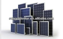 OEM 150w 12v solar panel --- Factory direct sale