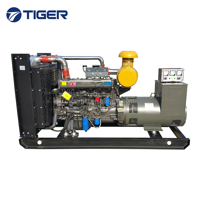 China best quality factory supply 100 kw generator price