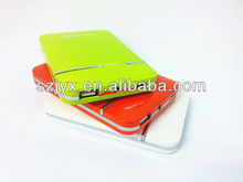 2013 Hot Sale Rechargeable Mini gp Portable Charger Power Bank 4000 mah