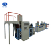 PP fruit/toy net bag making machine/Knotless Net Extrusion Line