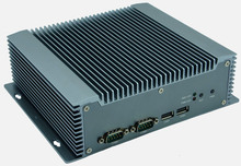 HANZSUNG NEW PC NFN80L 1037U Fanless MINI PC