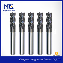 tungsten solid carbide dovetail end mill cutter