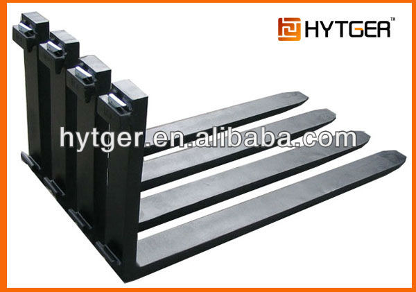 Hook Type Forklift Forks/ nissan sd25 forklift parts