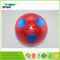 Inflatable retro soccer ball