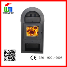 Classic CE Insert WM206, Metal Wood Burning Fireplace