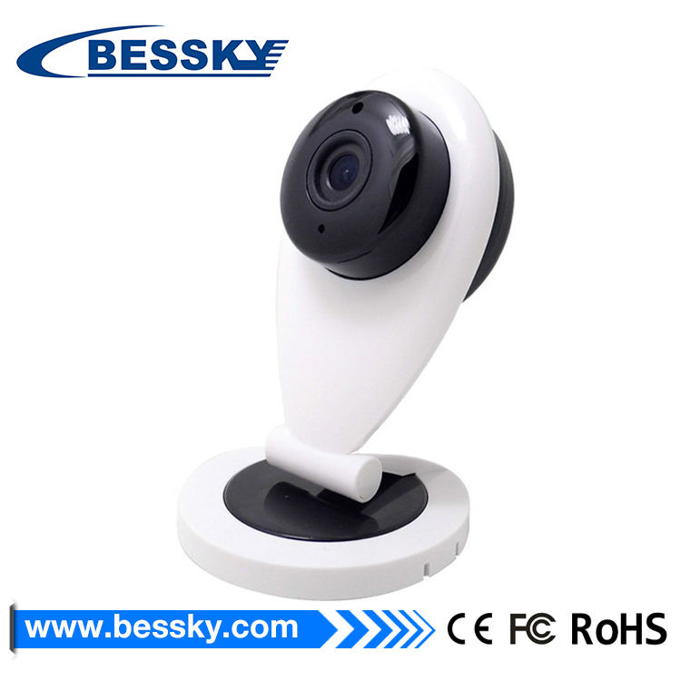 video baby monitor cheap indoor Mini wifi IP camera 720P security camera wireless ip camea sd card