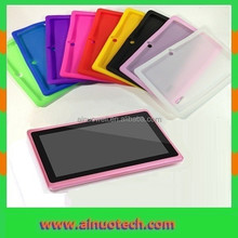 tablet sleeve silicone cover for tablet pc q88