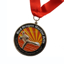 high quality custom sports gold medal