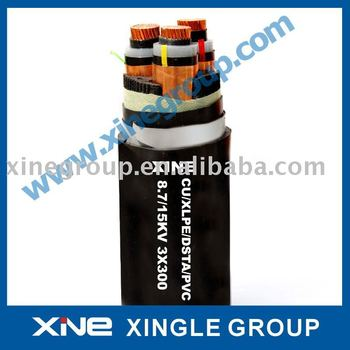 Steel Tape Armoured XLPE cable