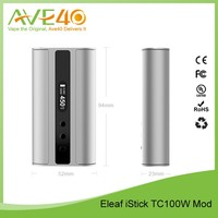 2016 Latest Eleaf New Launched iStick TC 100W Box Mod 1-100W Variable Output Wattage For Your Choice