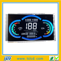 Custom LCD panel for Electric motor