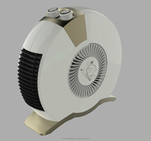 Electric Room Warmer Fan Heater Warm Air Blower XC-001