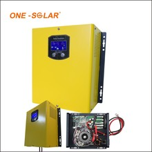 12vdc to 220vac Inverters Type and Single Output with battery mppt charger 30a 40a 50a 60a home inverter charge for solar panels
