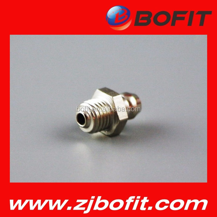 Hot selling BOFIT ball - head grease straight nipples