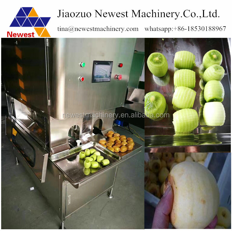 Industrial kiwi fruit peeling machine for sale ,mango peeler on sale