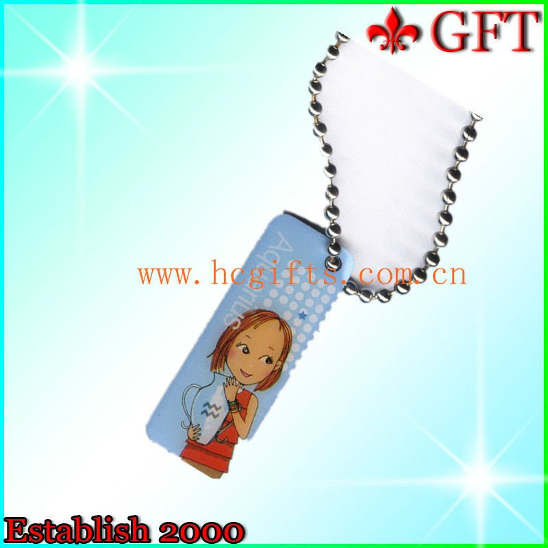 Rare design customized metal dog tag for kids