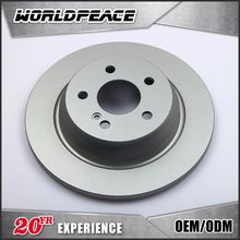 Auto high quality OEM car brake disc price for b-mw brake disc