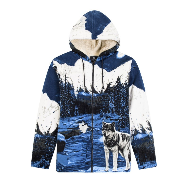 Animal winter jacket apparel factory outdoor jacket hunting