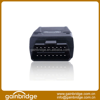 GPS OBD tracking device, powered by OBD port, just plug, no installation