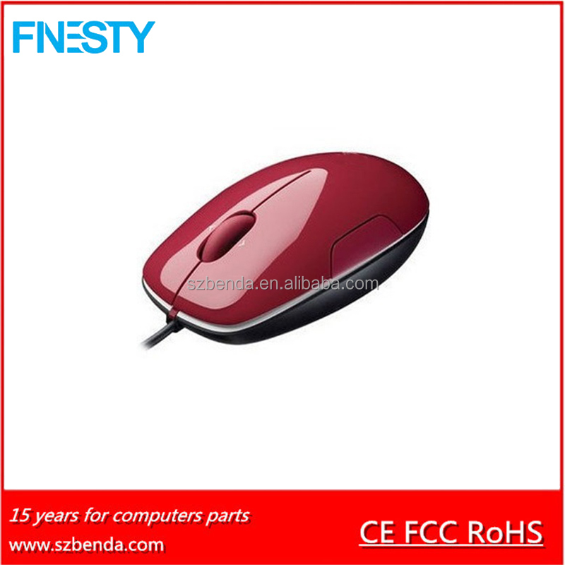 2017 Mini Computer 3D USB Wired Drivers FCC Standard Optical Mouse