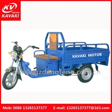 Electric tricycle for cargo& passenger